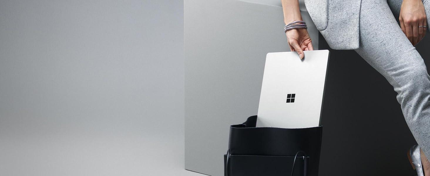 surface laptop: estilo y velocidad