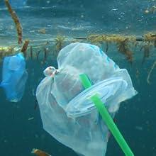plastic in oceans;clean oceans