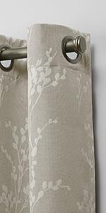 blue curtains, decorative curtains, amazon choice curtains, amazon prime curtains