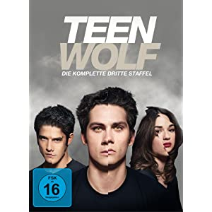Teen Wolf Staffel 3 Softbox 8 Dvds Amazonde Jeff Davis