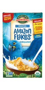 Amazon Flakes Cereal