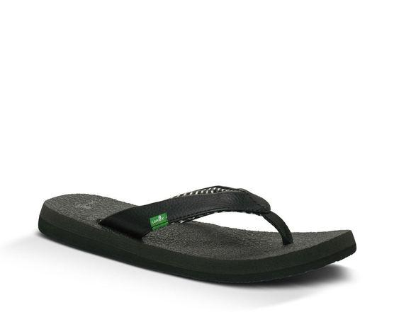 Amazon.com | Sanuk Women's Yoga Mat Flip-Flop | Flip-Flops