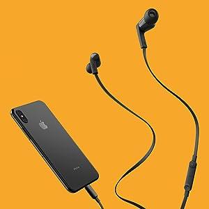 belkin lightning headphones