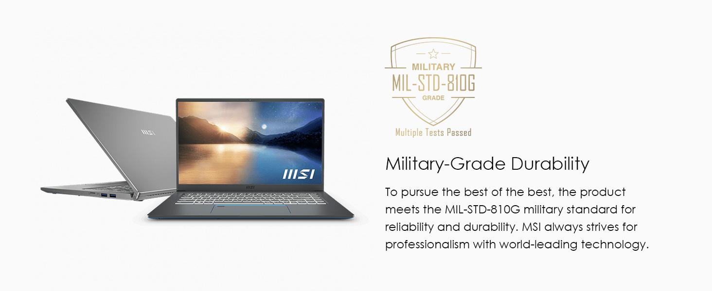 military grade durability