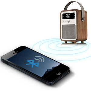 VQ Monty DAB+ Digital & AM/FM Radio with Bluetooth