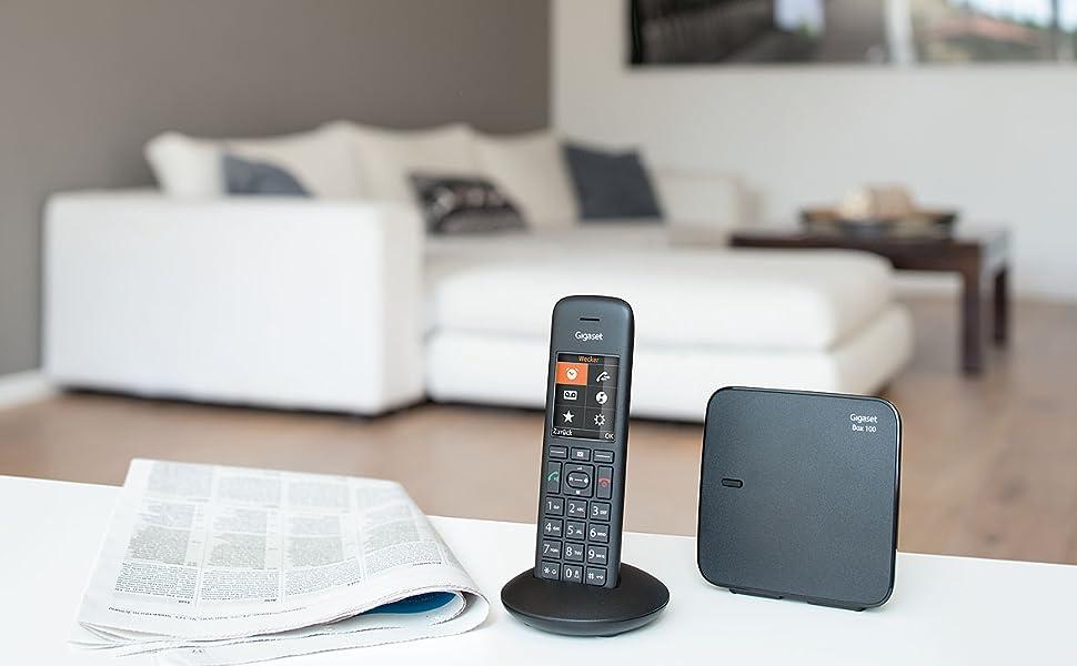 Gigaset C570 HX - Teléfono inalámbrico Supletorio: Gigaset: Amazon.es: Electrónica