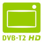 DVB-T2 HD zertifiziert