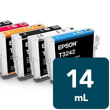 individual ink cartridges, ink cartridge