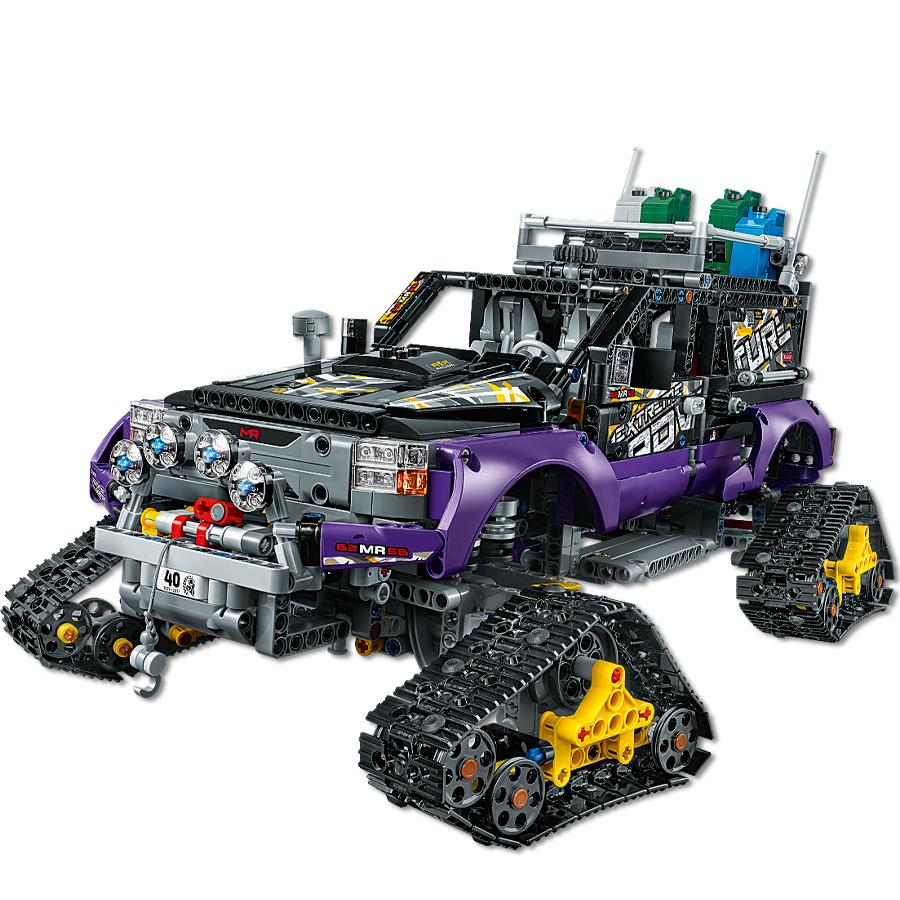 lego technic extreme adventure building kit 2382 piece building sets amazon canada. Black Bedroom Furniture Sets. Home Design Ideas