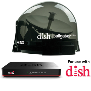 DISH satellite antenna