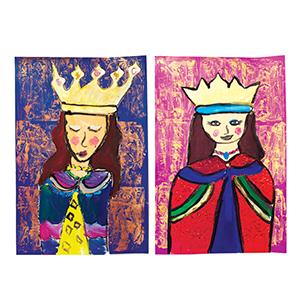 queens, art