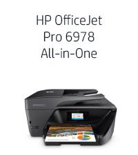 Amazon com: HP OfficeJet Pro 6978 All-in-One Wireless