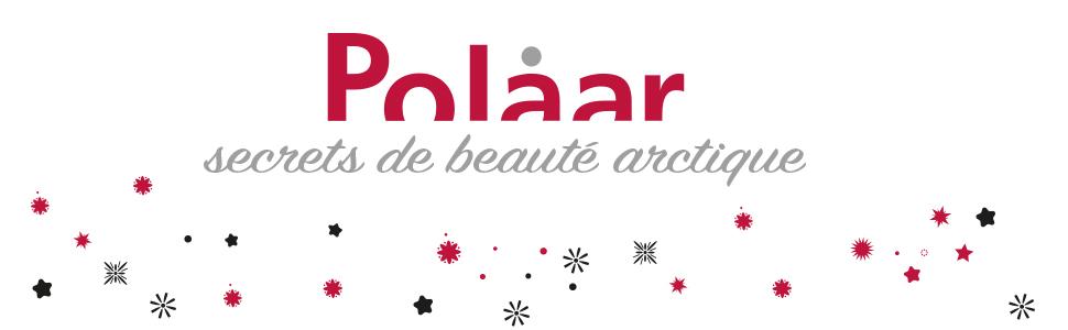 polaar, arctique, soins, cosmétiques, beauté, teint, crème, visage, logo