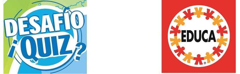 Educa Borrás Desafío Quiz Descubrir España, Juego de mesa familiar de 380 preguntas de historia, tradiciones, montañas, etc, a partir de 6 años, color variado (18217) , color/modelo surtido: Amazon.es: Juguetes y juegos
