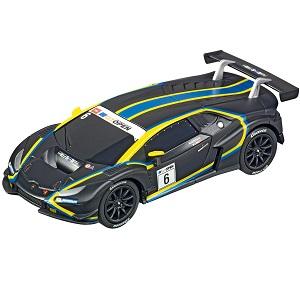 Carrera GO Slot Car Lamborghini Huracan GT3 Vincenzo Sospiri Racing #6 64137 20064137 1:43 Scale