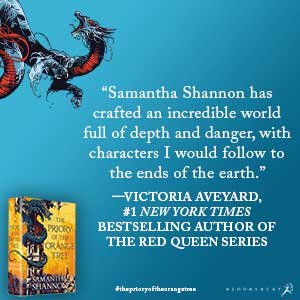 the priory of the orange tree, samantha shannon, dragons, feminist lit, sisters, fantasy