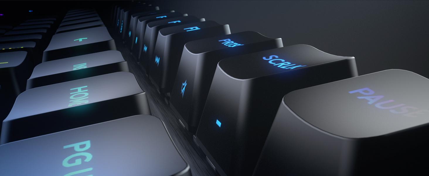 Logitech G513 - Teclado mecánico para Gaming con retroiluminación RGB e interruptores mecánicos Romer-G Lineal, Carbon - QWERTZ Alemán: Amazon.es: ...