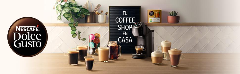 cafe, dolce gusto, capsula, cafetera, cafe en capsula