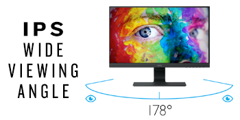 BenQ, IPS panel, monitor, color accuracy, wide viewing angle, 24 inch monitor