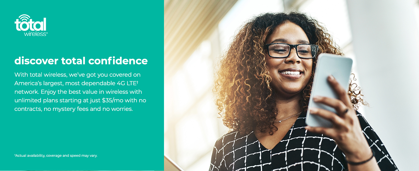 discover total confidence