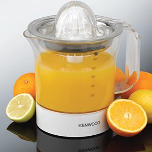 Kenwood JE290 - Exprimidor eléctrico, potencia 40 W, capacidad 1 L ...