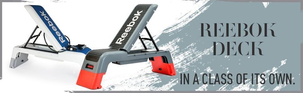 Reebok RSP-10170 - Deck, Color Gris: Amazon.es: Deportes y ...