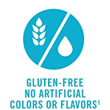(1) Certified Gluten-free by GiG Gluten Intolerance Group