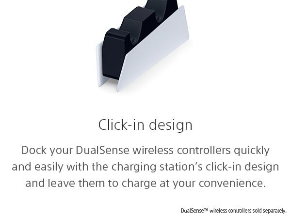 DualSense Charging Station, PlayStation5, PS5
