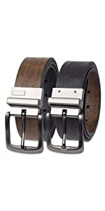 reversible mens belts