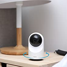 rotation home camera
