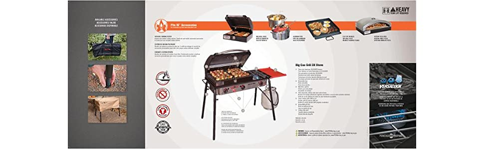 coleman;traeger;camping;chief;smoker;blackstone;flat top;barbeque;bbq;pit boss;griller;chef;outdoor