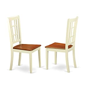 Dining Room Chairs With Microfibre Upholstered Seats For Cushioned Comfort