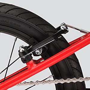 Raleigh Bikes Raleigh Rowdy 16 Complete Kids Bike