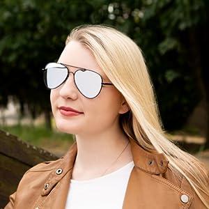 aviator sunglasses black,sunglasses for women,polarized sunglasses aviator,sun glasses,black aviator