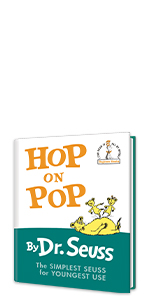 HOP ON POP by Dr. Seuss new dad gifts dad to be fathers day gifts