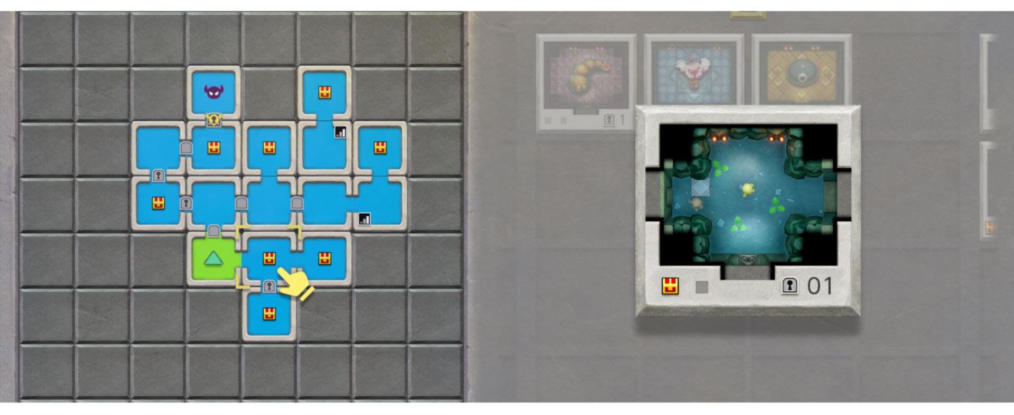 dungeon chambers