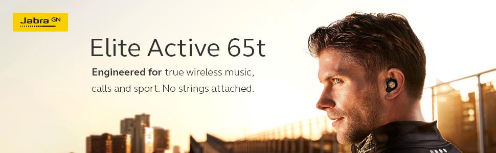 Elite active 65t, jabra, earbuds, true wireless