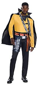 Deluxe Adult Lando Calrissian Costume