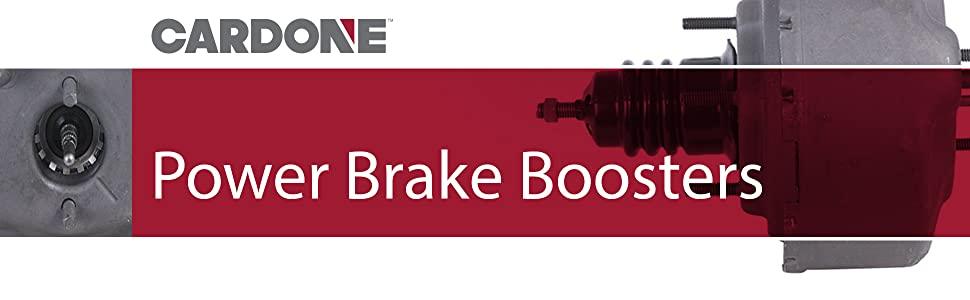 New Power Brake Booster