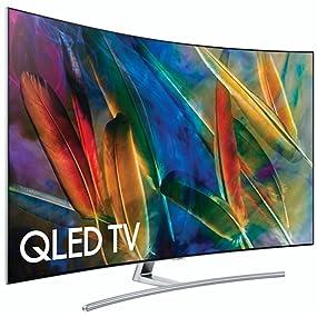 Samsung Q7C Curved QLED 4K TV