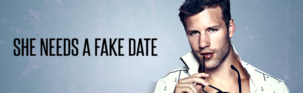 fake date, fake boyfriend, rom com, comedy humor, coworkers, small town, friends with benefits