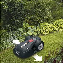 ¿Caminos estrechos en tu jardín?