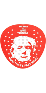 Fairly Odd Novelties Donald Urinal Screen Flush Get Yuuuge Laughs Funny Gag Gift