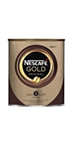 nescafe gold coffee original discover a richer taste barista style soluble roasted and ground