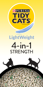 Purina Tidy Cats LightWeight 4-in-1 Strength