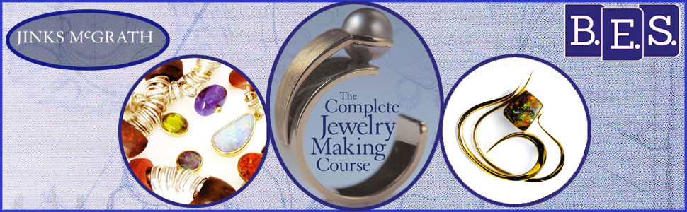 The Complete Jewelry Making Course, jewelry making, questions answered, teaching, writing