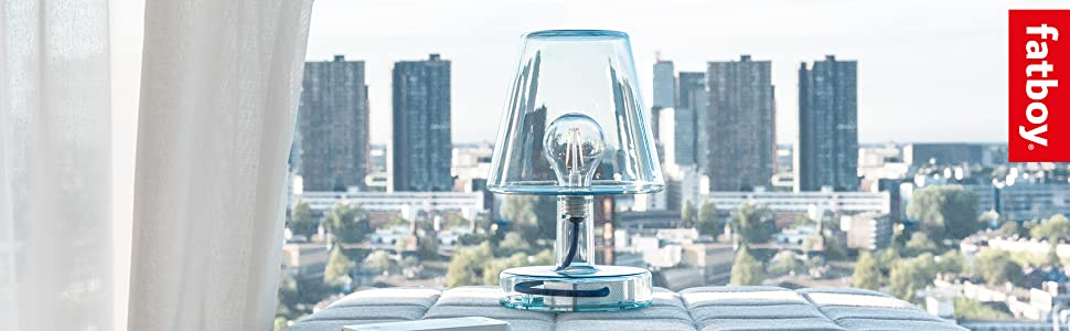 Fatboy Transloetje Wireless Rechargeable LED Touch Table Lamp