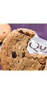Quest Nutrition Oatmeal Raisin Protein Cookie