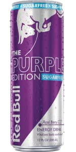 purple red bull energy drink for sale