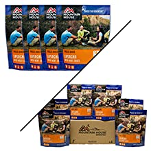 Mountain House 4 & 6 pack product images
